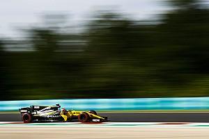 Формула 1 Аналитика Кубица протестировал машину Ф1 у всех на виду. Что это было?