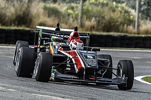 Other open wheel Race report Teretonga TRS:  Piquet wins twice red-flagged Race 2