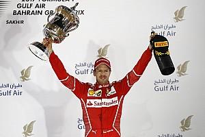 Fórmula 1 Conteúdo especial Bahrein tem disputas, batida e nova vitória de Vettel; veja