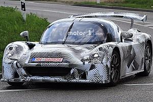 Automotive Breaking news Spy shots: Dallara's new road car concept breaks cover