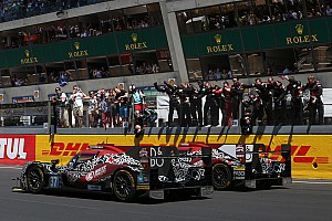 Le Mans Nieuws Tung tweede algemeen in Le Mans: