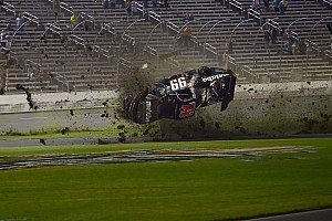 NASCAR Cup Interview How NASCAR is constantly evolving safety features to keep drivers safe