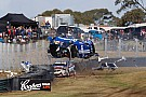 V8 Supercars opgeschrikt door zware klapper in Sandown