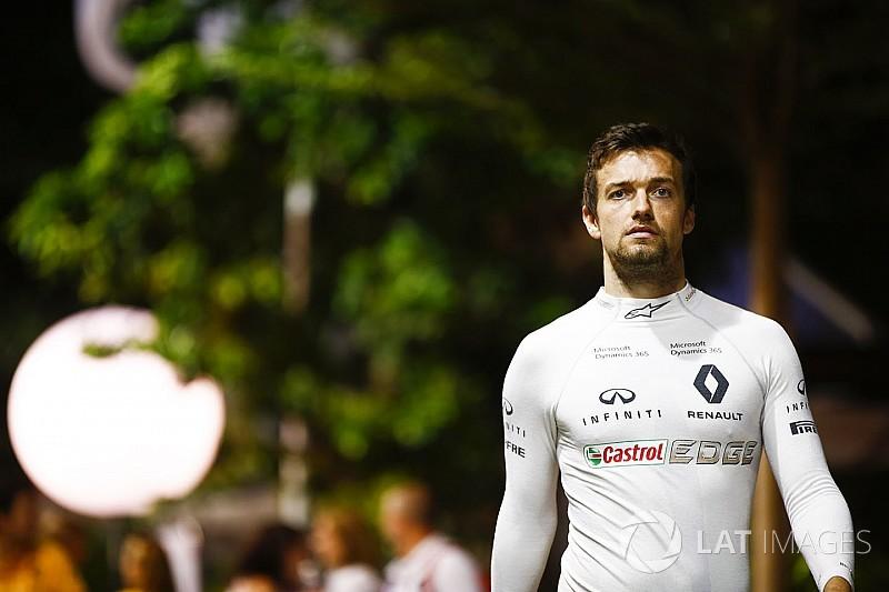 Análise: Poderia Palmer ainda salvar sua carreira na F1?