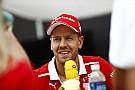 Vettel körülnézett, de nem akarta elhagyni a Ferrarit