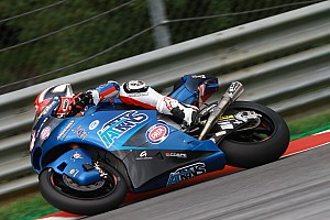Moto2 Relato de classificação Pasini supera Morbidelli por 0s001 e é pole na Áustria