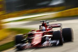 Formula 1 Practice report GP Australia: Vettel pecahkan rekor absolut Albert Park di FP3