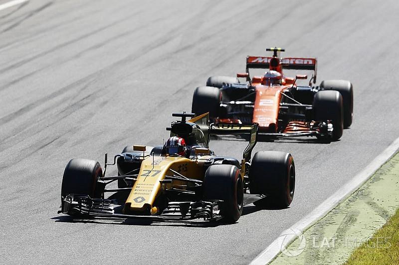 Renault confía plenamente en que sus motores ganarán potencia y fiabilidad