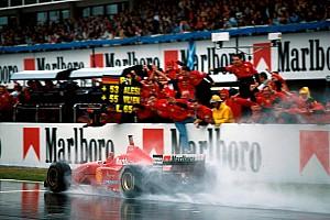 F1 Top List Galería: la trayectoria de Michael Schumacher en la F1
