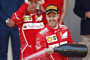 Формула 1 Новость Феттель встал на защиту тактики Ferrari на пит-стопах