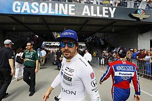 IndyCar Son dakika Alonso'dan IndyCar'a geçiş'e cevap: