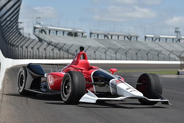 IndyCar Últimas notícias GALERIA: Indy divulga primeiras fotos de novo carro de 2018