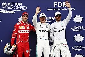 Formula 1 Hasil Grid start balapan GP Austria 2017