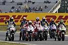 MotoGP La parrilla de salida del GP de Holanda