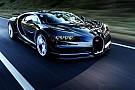 OTOMOBİL Montoya 400km/s dünya rekorunu Bugatti Chiron ile kırdı