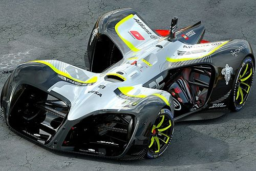 "Roborace:""赛车界的未来就在你我眼前"""