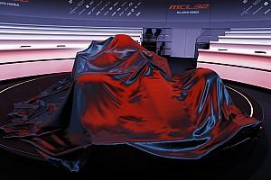 McLaren donne rendez-vous pour sa présentation