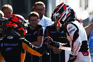 FIA F2 Actualités Russell et Aitken ensemble chez ART en F2?