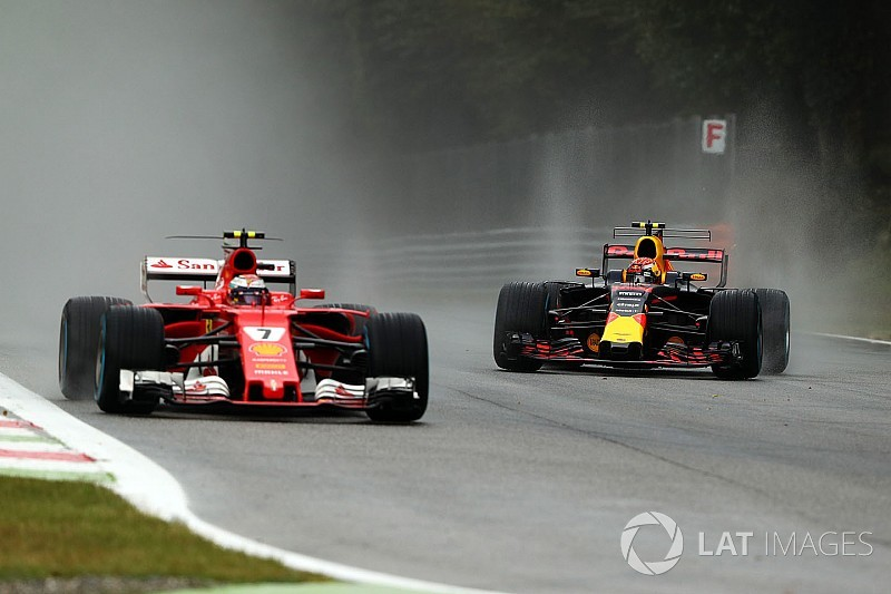 A Red Bull Monzától keményen keresztbe tehet a Ferrarinak