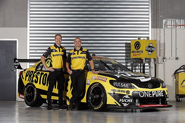 Covers come off Lee Holdsworth Supercar