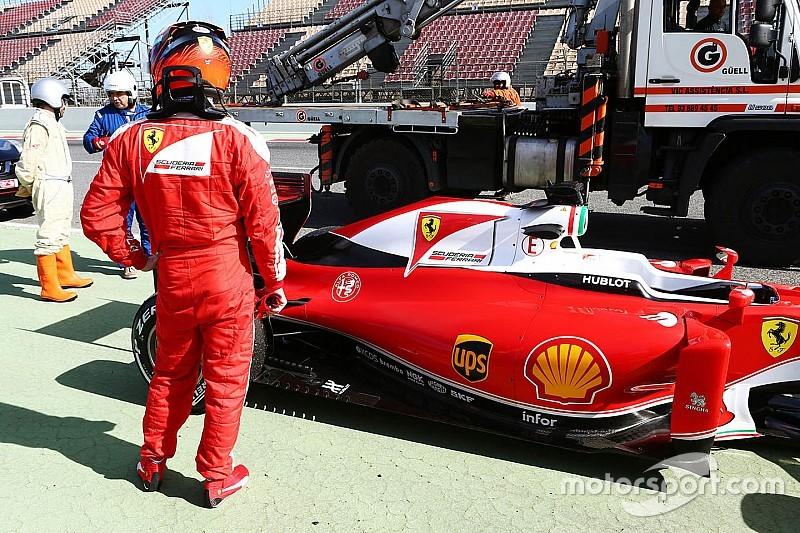 Ferrari insists its engine has no problems