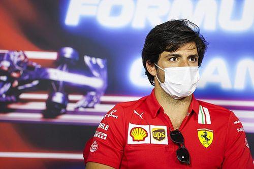 """Sainz: """"Positiva la reazione Ferrari ai problemi della Francia"""""""