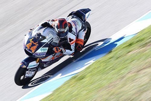 Hasil FP1 Moto2 Prancis: Canet Menyodok di Akhir