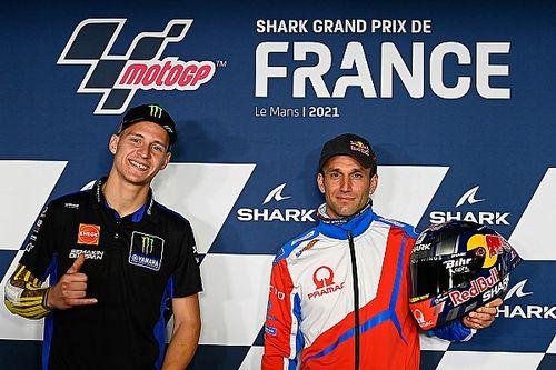 Uitslag: Tweede vrije training MotoGP GP van Frankrijk