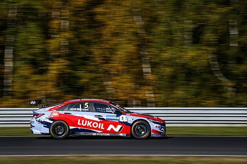 Michelisz and Girolami share the WTCR spoils at Most