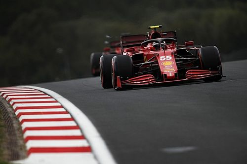 F1: Sainz concorda com decisão da Ferrari de trocar motor em Istambul mesmo estando competitiva