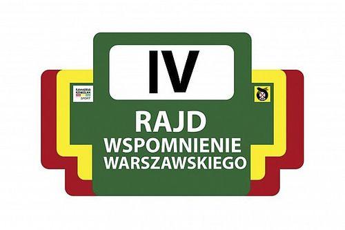 Zaproszenie na IV Rajd Wspomnienie Warszawskiego