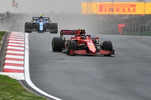 """Carlos Sainz élu """"Pilote du Jour"""" du GP de Turquie 2021"""