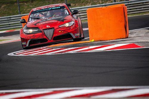 Pure ETCR: terzo podio di fila per l'Alfa Giulia Romeo Ferraris