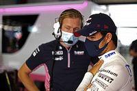 Racing Point explica por qué sustituirán a Pérez con Vettel