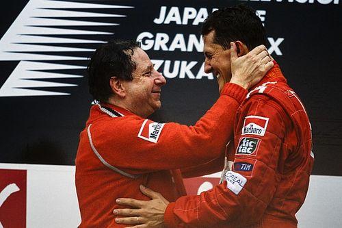 Todt havonta többször látogatja Michael Schumachert