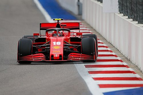 Report F1, Ferrari: è iniziata a Sochi la cura della SF1000