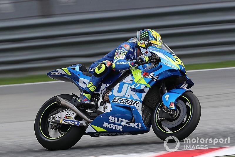 Suzuki, Honda'nın yaptığı gibi kendi yarış departmanını kurdu