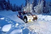 Bottas finisht in top-tien Arctic Lapland Rally
