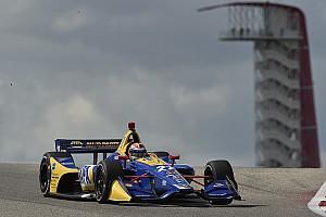 La práctica de IndyCar en COTA será abierta al público