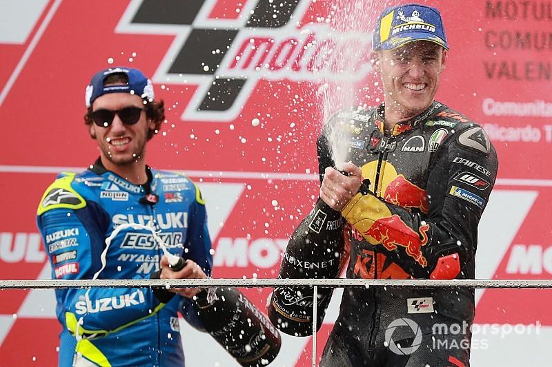 """Espargaro: """"Dit podium nog emotioneler moment dan Moto2-titel"""""""