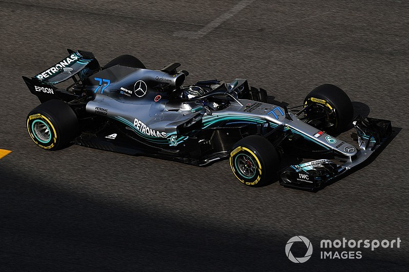 Боттас: 2018-й був моїм найгіршим сезоном у Ф1
