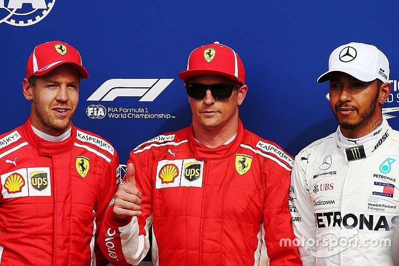Vettel nem akar csapatutasítást Räikkönen ellen
