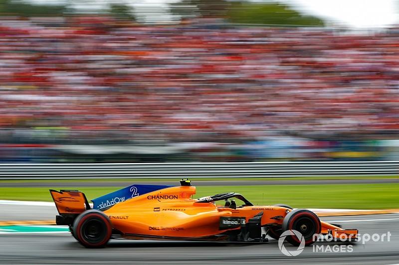 Нехватка скорости подтолкнула McLaren попробовать в Сочи настройки для Монцы
