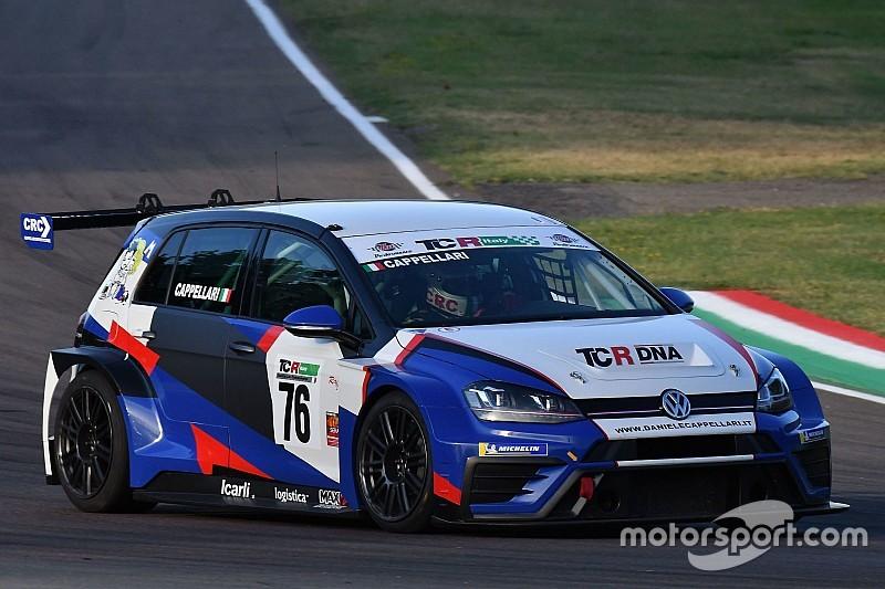 Europe: il DNA TCR torna in pista a Monza con Daniele Cappellari:
