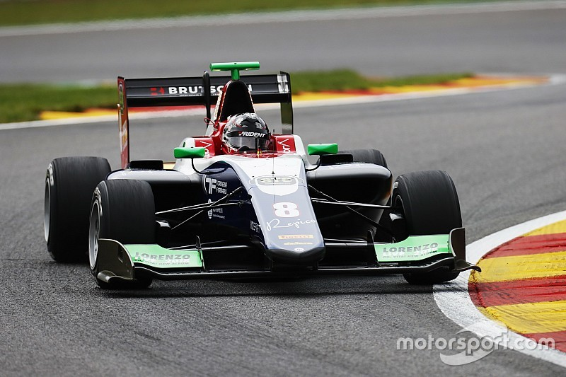 Spa GP3: Beckmann scores first pole in series