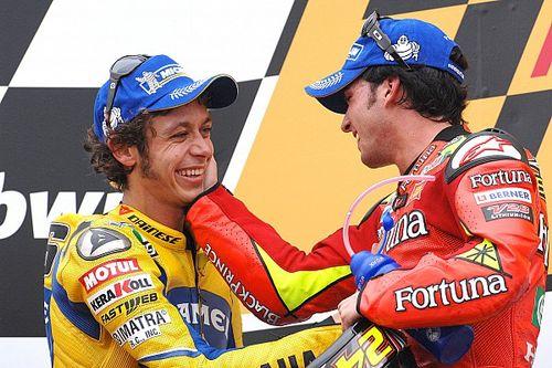 El final más igualado de la historia de MotoGP: Elías sobre Rossi en Estoril