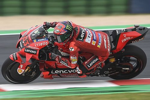Qualifs - Triplé Ducati à Misano, Bagnaia imperturbable