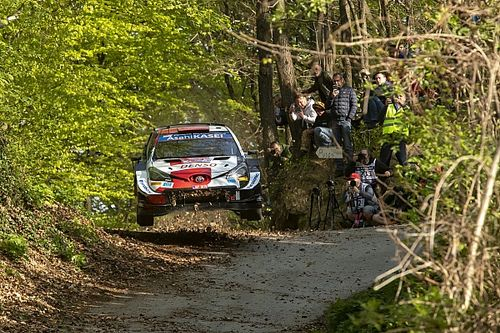 WRC to become first FIA championship to use 100 percent sustainable fuel