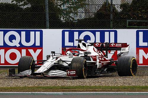 Kimi Räikkönen pénalisé, Alpine en profite