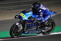 Suzuki test in Qatar nieuw motorblok voor 2022